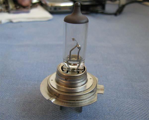kurzschlusslampe