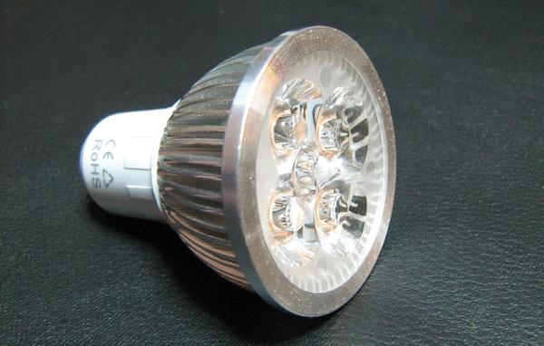 GU10-LED-Leuchtmittel