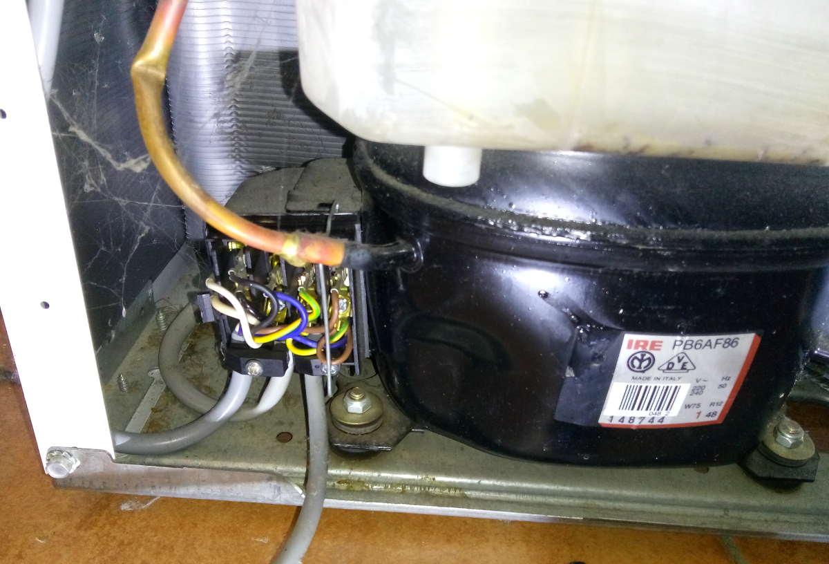 Kühlschrank Motor Aufbau : Kühlschrank gafu
